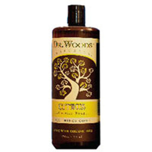 Castile Liquid Soap Citrus 8 fl oz by Dr.Woods Products