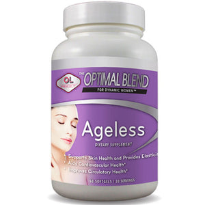 Optimal Blend Ageless 60 sgels by Olympian Labs
