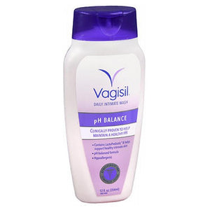 Vagisil pH Balance Wash 12 Oz by Vagisil