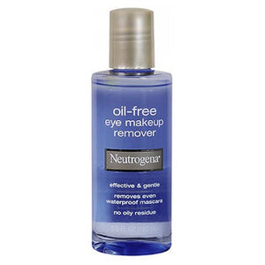 Neutrogena Oil-Free Eye Makeup Remover 5.5 oz by Neutrogena