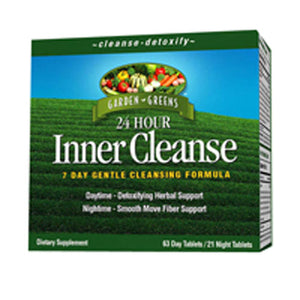 Inner Cleanse 7 Day KIT by Garden Greens  (2589004038229)