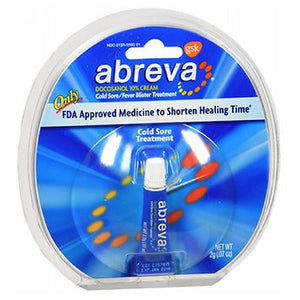 Abreva Cold Sore or Fever Blister 2 Gm by Abreva