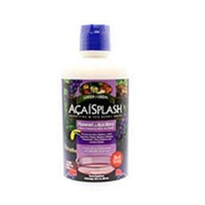 Acaisplash Juice Concentrate 32 Oz by Garden Greens  (2589004103765)