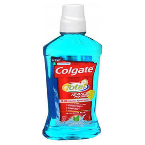 Colgate Total Advanced Pro-Shield Mouthwash Peppermint Blast 1 each by Colgate (2590105337941)