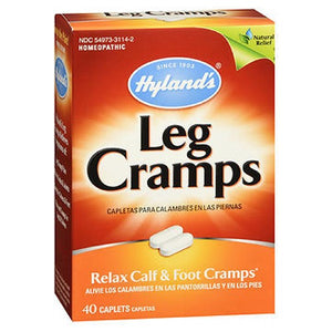 Hyland's Leg Cramps 40 Caplets by Hylands