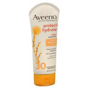 Aveeno Active Naturals Protect Plus Hydrate Lotion SPF 30 3 oz by Aveeno (2588177530965)