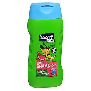 Suave Kids 2 in 1 Shampoo Wild Watermelon 12 oz by Suave Kids (2588179136597)