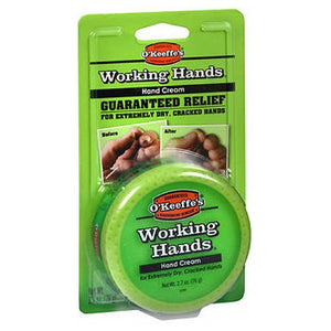 O'Keeffe's Working Hands Cream 2.7 Oz by O'Keeffe's