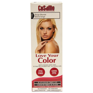 Cosamo Hair Color Beige Blonde 3 oz by Love Your Color (2588183068757)