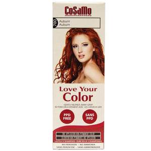 Cosamo Hair Color Aubum 3 oz by Love Your Color