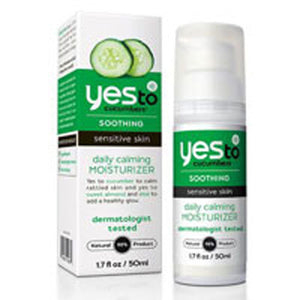 Yes to Cucumbers Daily Calming Moisturizer 1.7 Oz by Yes To (2588199551061)