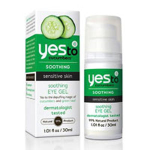 Yes to Cucumbers Soothing Eye Gel 1.01 Fl Oz by Yes To (2590124703829)