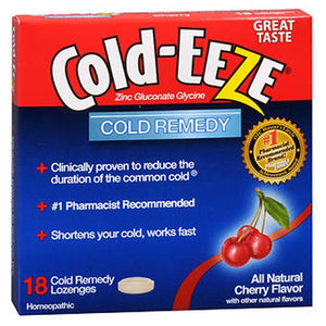 Cold-Eeze Cold Remedy 18 Each, Cherry by Cold-Eeze