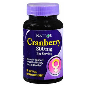Cranberry 30 Caps by Natrol