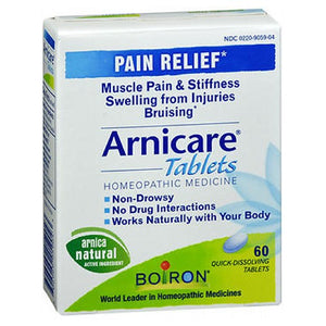 Arnicare 60 tabs by Boiron