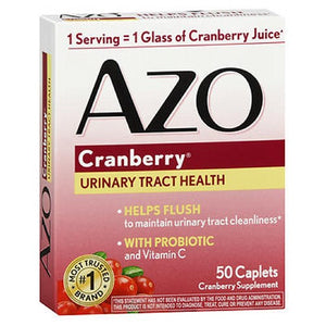 Urinary Tract Health 50 Tabs by Azo