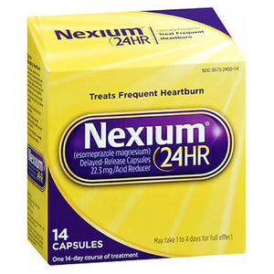 Nexium 24HR 14 Caps by Advil