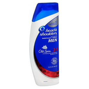 Head & Shoulders Old Spice 2-1 Dandruff Shampoo+Conditioner Men 13.5 oz by Procter & Gamble (2588252012629)