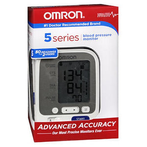 Omron 5 Series Blood Pressure Monitor Each by Omron (2590159437909)