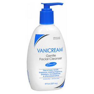 Vanicream Gentle Facial Cleanser 8 oz by Vanicream (2590162026581)