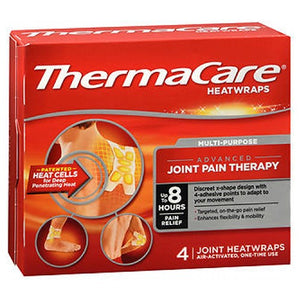 ThermaCare Joint Heatwraps 4 Each by Advil (2590163206229)
