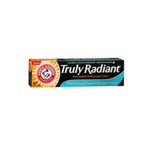 Arm & Hammer Truly Radiant Whitening & Enamel Strengthening Toothpaste 4.5 Oz by Arm & Hammer
