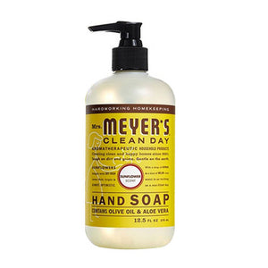 Liquid Hand Soap Rhubarb 12.5 Oz by Mrs Meyers