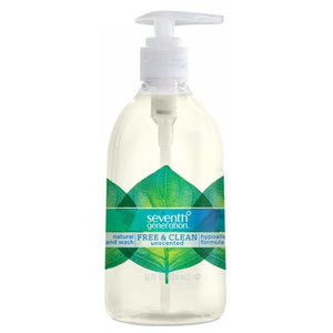 Hand Wash Free & Clear 12 Oz by Seventh Generation (2590192795733)