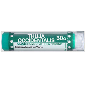 Thuja Occidentalis 30C 80 Peaces (Pellets) by Ollois