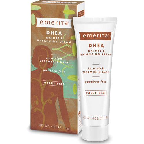DHEA Balancing Cream 4 oz by Emerita