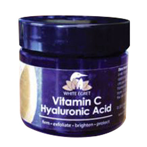 Vitamin C Hyaluronic Acid 2 fl oz by White Egret