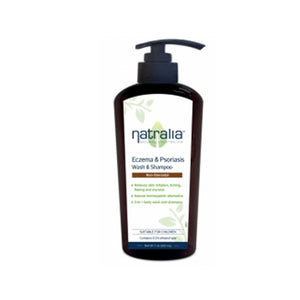 Eczema Body Wash & Shampoo 6 fl oz by Natralia (2590196891733)