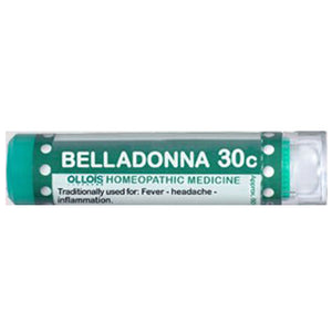 Belladona 30c 80 Count by Ollois (2588361687125)