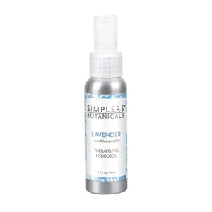 Therapeutic Hydrosol Lavender 80 ml by Simplers Botanicals