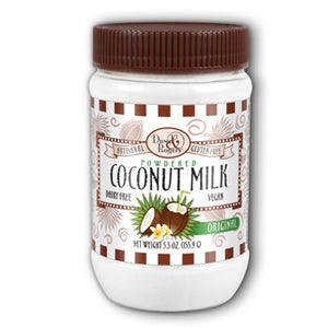 Powdered Coconut Milk Original 5.5 oz by FunFresh Foods (2590213308501)