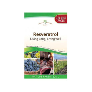 Resveratrol, Living Long, Living Well 1 Book by Woodland Publishing (2590219960405)