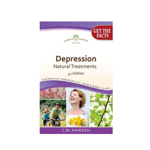 Depression, Natural Treatments 2nd Edition 1 Book by Woodland Publishing (2590220058709)