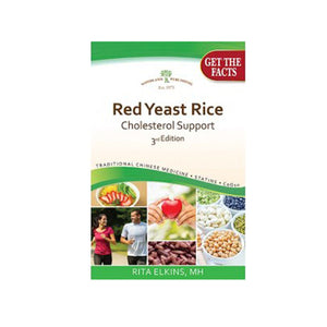 Red Yeast Rice, Cholesterol Support 3rd Edition 1 Book by Woodland Publishing (2590220255317)