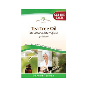 Tea Tree Oil, 2nd Edition 1 Book by Woodland Publishing (2590220419157)