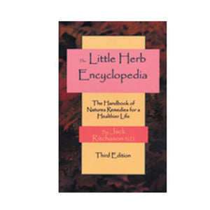 Little Herb Encyclopedia 1 Book by Woodland Publishing (2590220517461)