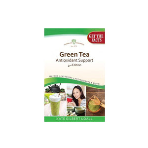 Green Tea, Antioxidant Support 2nd Edition 1 Book by Woodland Publishing (2590220615765)