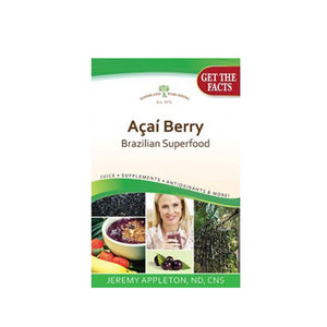 Acai Berry, Brazilian Superfood 1 Book by Woodland Publishing (2590220877909)