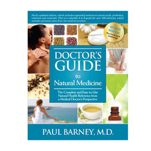 Doctor's Guide to Natural Medicine, 2nd Edition 1 Book by Woodland Publishing
