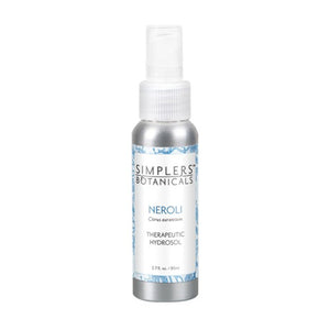 Therapeutic Hydrosol Neroli 80 ml by Simplers Botanicals