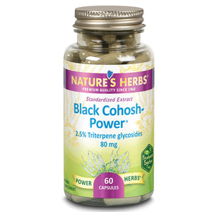 Organic Black Cohosh Extract 32 oz by Nature's Herbs(Zand)