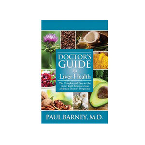 Doctor's Guide to Liver Health 1 Book by Woodland Publishing