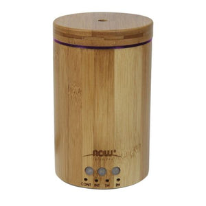 Ultrasonic Real Bamboo Diffuser 1 Count by Now Foods
