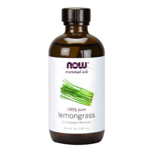 Lemongrass Oil 4 oz by Now Foods (2590233788501)