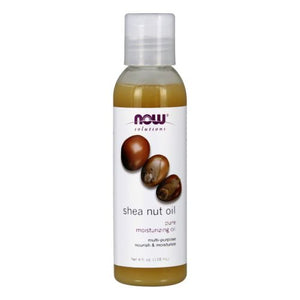 Shea Nut Oil 4 oz by Now Foods (2590233919573)