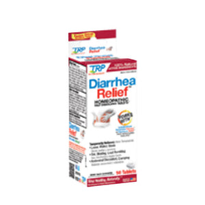 Diarrhea Relief 50 Tabs by TRP Company (2588392095829)
